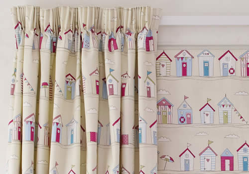Pencil Pleat Curtains in Aberdeenshire