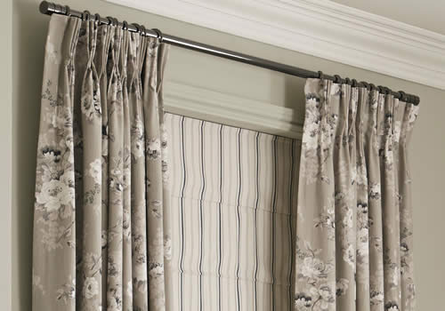 Pinch Pleat Curtains in Aberdeenshire