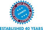 Sunrite Blinds Seal of Quality