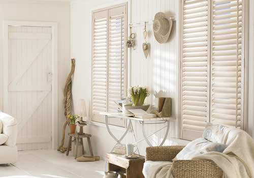 Full Height shutters in Aberdeenshire from Sunrite Blinds