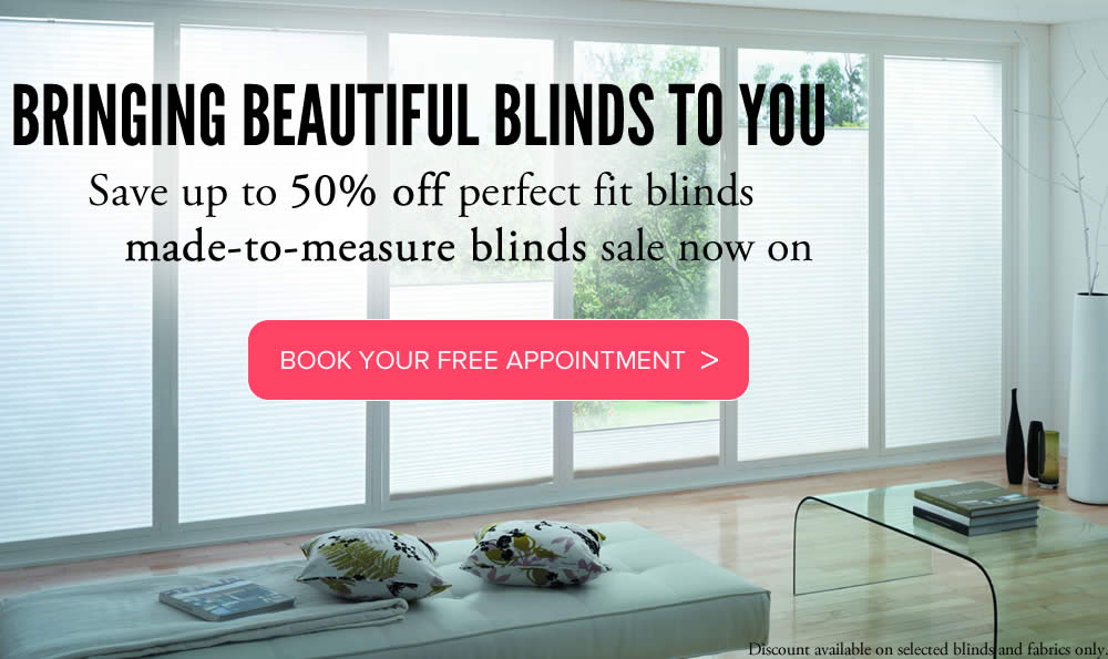 Perfect Fit blinds in aberdeenshire made to measure from Sunrite Blinds